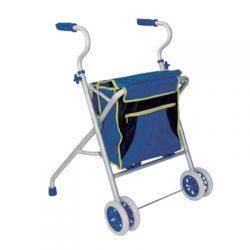 Aluminum walker  front wheels  Hire in Marbella - Costa del sol .